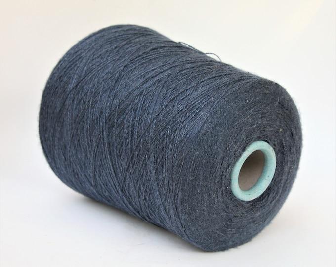 Cashmere/nylon yarn on cone, per 100g