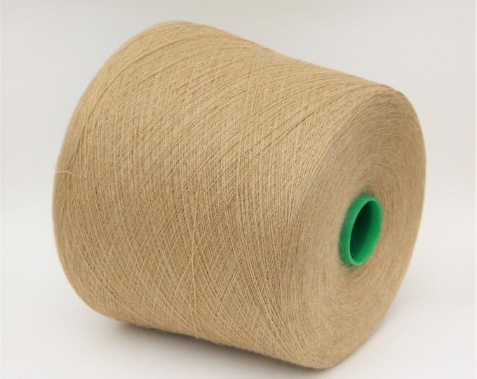 100% wool merino yarn on cone, lace weight knitting yarn, weaving yarn, crochet yarn