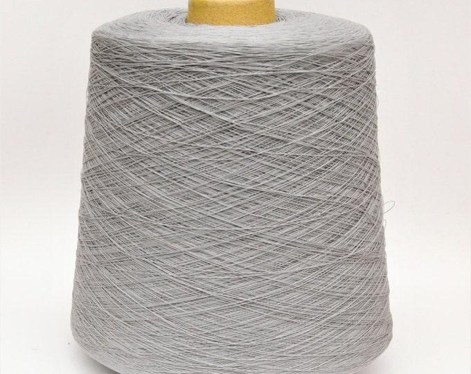 100% cotton yarn on cone, 900g cone