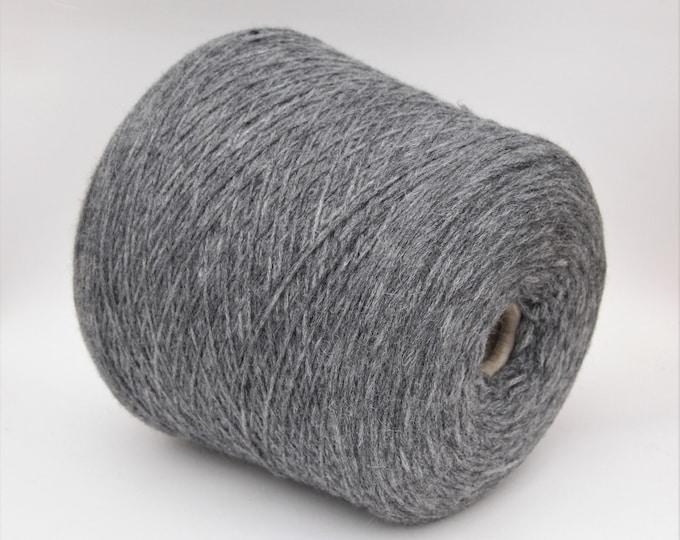 Alpaca blend yarn on cone, per 100g