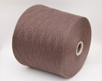 Cashmere/silk yarn on cone, per 100g