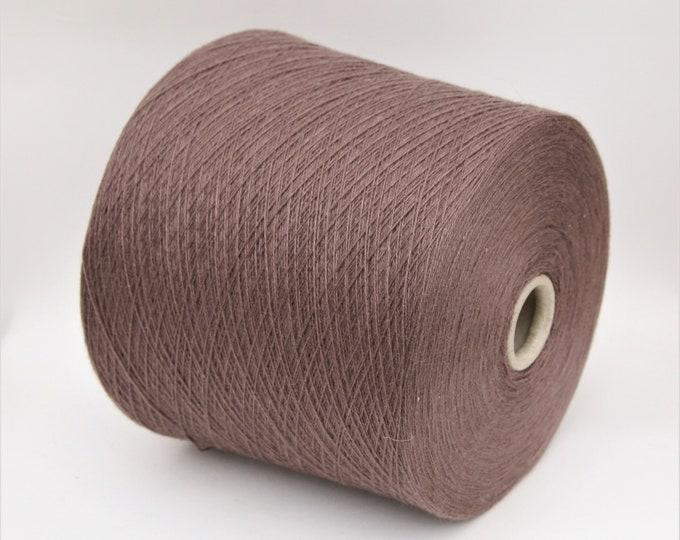 Cashmere/silk yarn on cone, per 100g