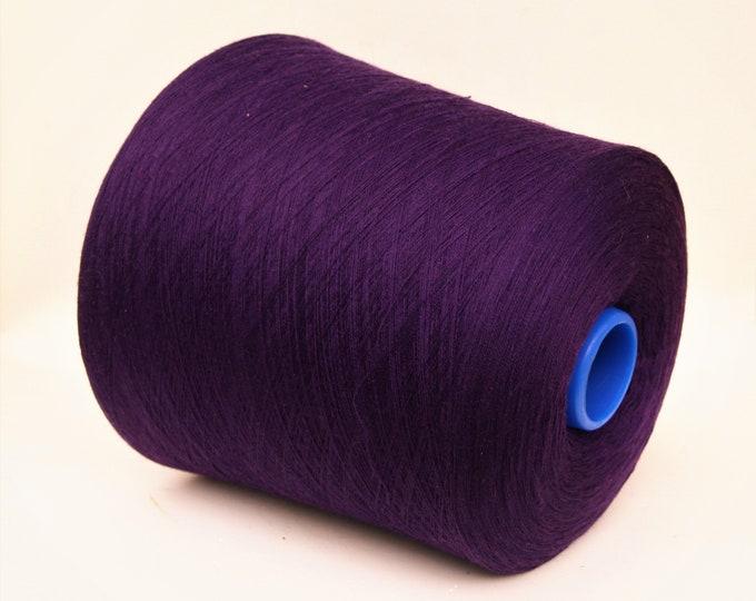 100% wool merino extrafine yarn on cone, per 900g