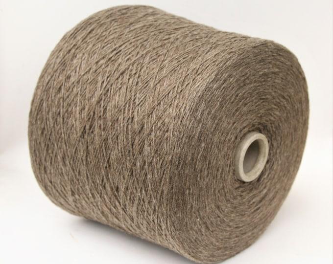 Yak/cashmere/wool merino yarn on cone, per 100g