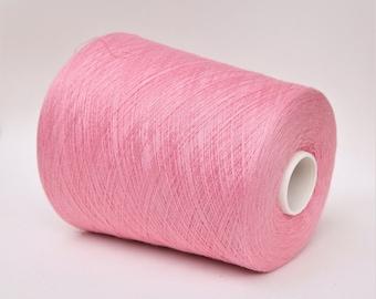 Cashmere/silk/cotton yarn on cone, per 100g