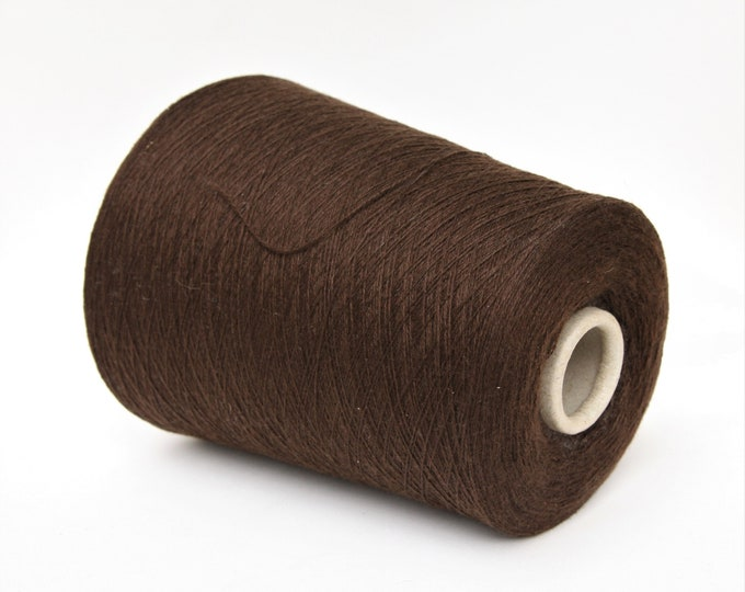 100% cashmere yarn on cone, per 100g