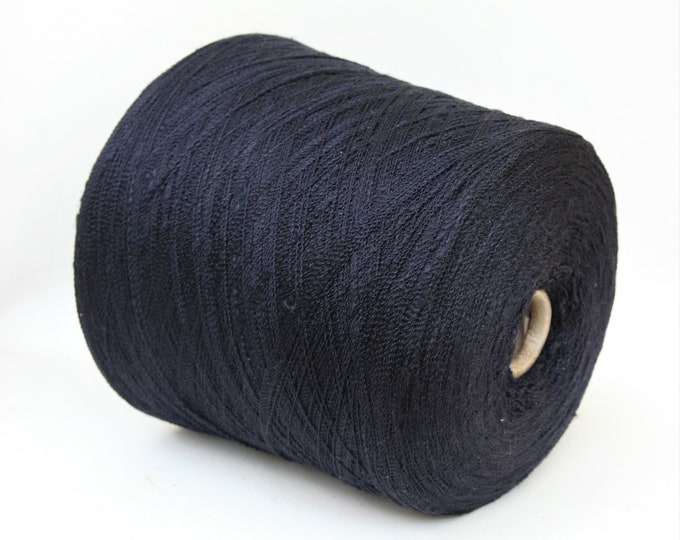 100% japanese mulberry silk yarn on cone, per 100g