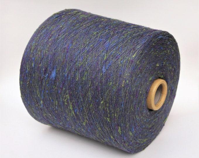 100% tussah silk yarn on cone, per 100g