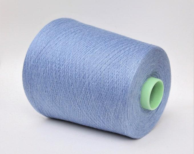 Cashmere/silk/cotton yarn on cone, 900g
