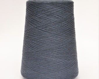 100% guanaco yarn on cone, lace weight yarn for knitting, weaving and crochet, per 10g