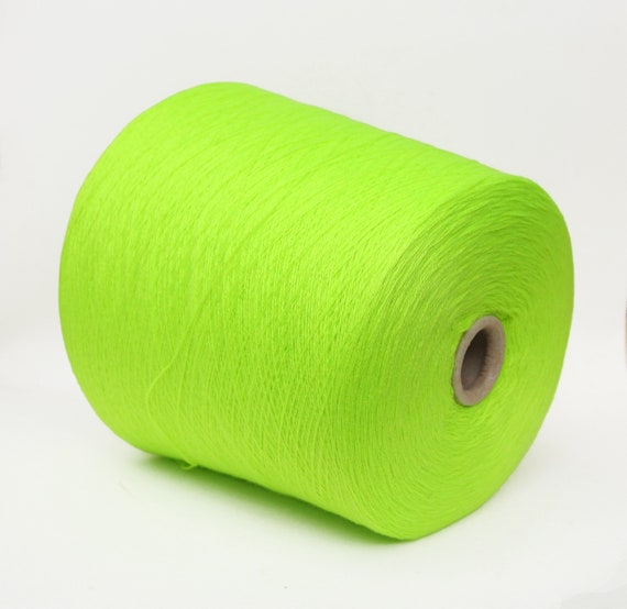 100% cashmere lace weight yarn on cone, knitting yarn, weaving yarn, crochet thread
