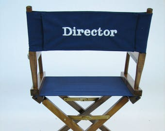 personalized directors chairs replacement by everywherechair
