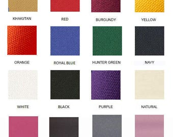 More Colors. Everywhere Chair CANVAS Replacement Cover Set For Directors ...