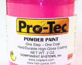 WORLD'S #1 JIG PAINT - Pro-Tec Powder Paint - All Standard Colors