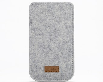 iPhone 6+ Case - iPhone Sleeve - Cover iPhone  7plus+ - Felt Case for iPhone 6+ and 7+