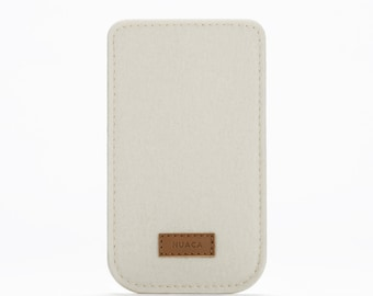 Felt Sleeve iPhone 5 and 5s - iPhone Case - iPhone Cover - iPhone 5 and 5s Felt Cover - Cell Phone Case