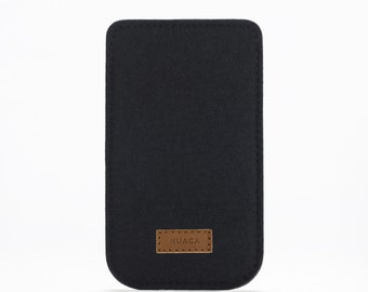 iPhone 5 and 5s Felt Case - iPhone Cover - iPhone 5 and 5s Sleeve - iPhone Case