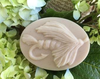 Wildcat Fly Goat's Milk & Shea Butter Soap