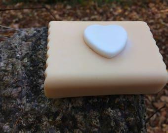 Citrus Goat's Milk and Shea Butter Soap