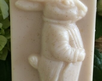 Dignified Bunny Goat's Milk & Shea Butter Soap