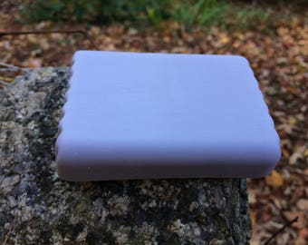 Lavender Mint Goat's Milk and Shea Butter Soap