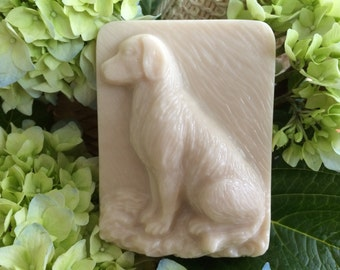 Gibson the Dog- Goat's Milk & Shea Butter Soap