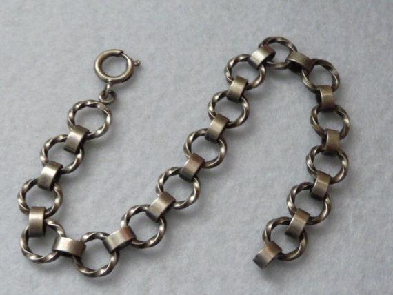 Sweden. Bracelet. Silver. Vintage.