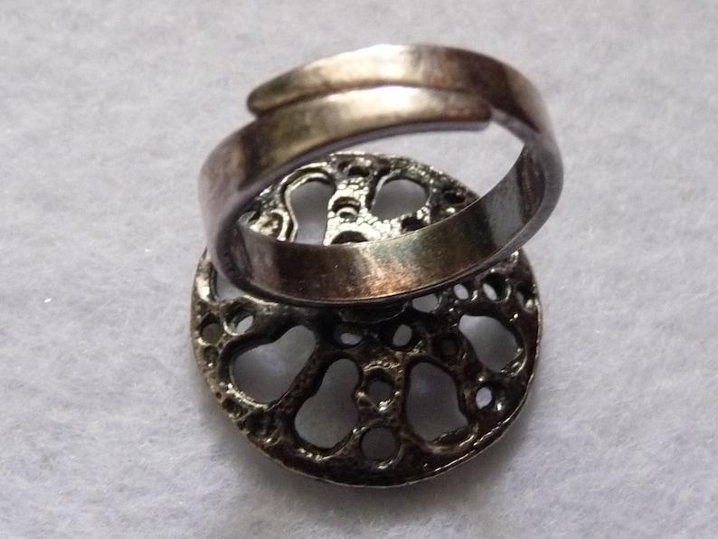 Ring Sterling Finland Vintage.