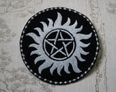 Supernatural Anti Possession tattoo patch