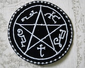 Supernatural Devils trap patch