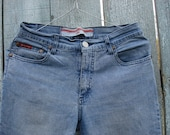 vintage Lee Cooper jeans denim high waist jeans bell bottom pant size 38