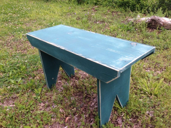 Incredible Garden Bench Rustic Wooden Bench Primitive Style Distressed Bench Gmtry Best Dining Table And Chair Ideas Images Gmtryco