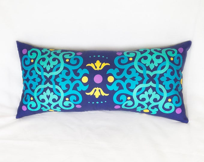 Boho Style Long Pillow