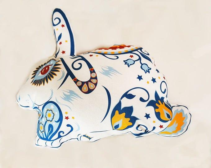 Rabbit Bunny Pillow Doll - Beatrix Bunny
