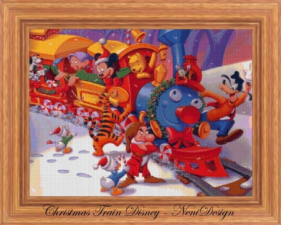 image 0 - Disney Christmas Train