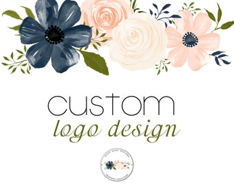 Custom Order Logo Design For Small Crafty Business Owners | OOAK Logo Design | Exclusive Logo Designs | One-of-a-Kind Logo Branding
