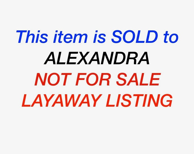RESERVED for Alexandra LAYAWAY 1 A 9k yellow gold, iolite and diamond ring