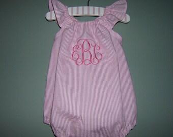 4e336fefe9cb Baby Girl Bubble Romper