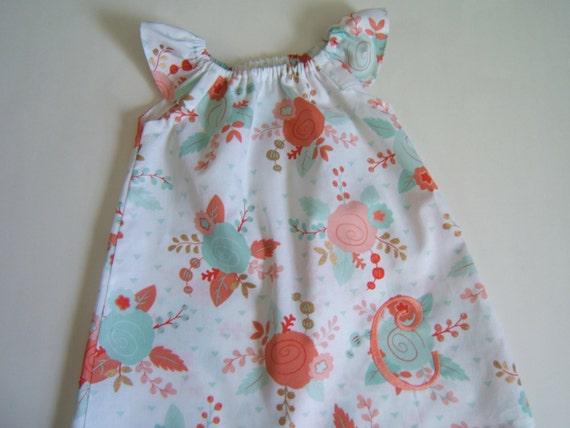 be8702844 Girls Monogrammed Beach Dress Flutter Sleeve Dress Summer