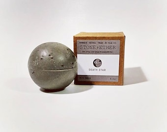 Death Star Soap: Star Wars Inspired Soap - Handmade Soap - All Natural Soap - Cold Process Soap
