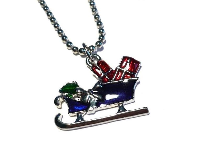 Christmas chain sledge image 0