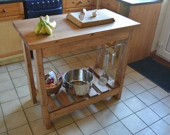 036851a85ba Industrial kitchen island