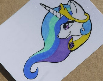 My Little Pony : Friendship Is Magic, Stickers!
