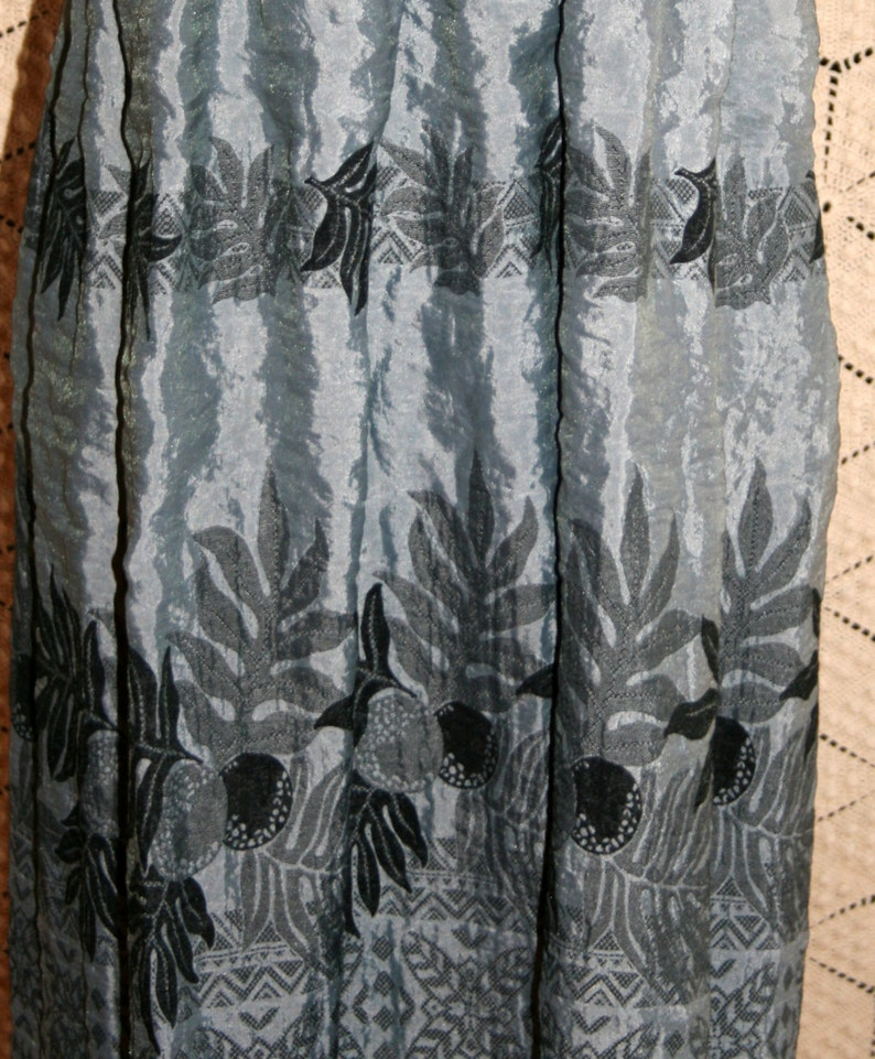 1d3fd423c7 Strapless Tube Top Dress Summer Beach Dress Gray Boho Cover Up | Etsy