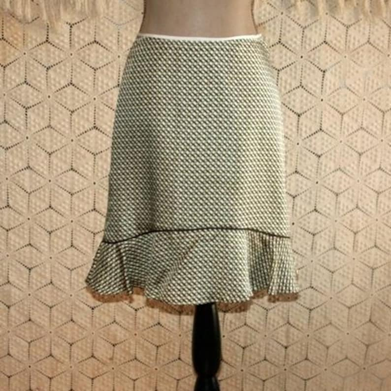 Talbots 12p Petite Wrap Skirt Green Plaid Midi Straight Pencil Modest Vintage To Be Distributed All Over The World Clothing, Shoes & Accessories Women's Clothing