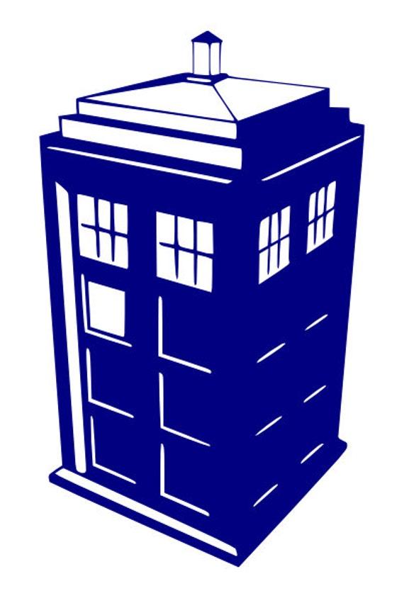 TARDIS Decal