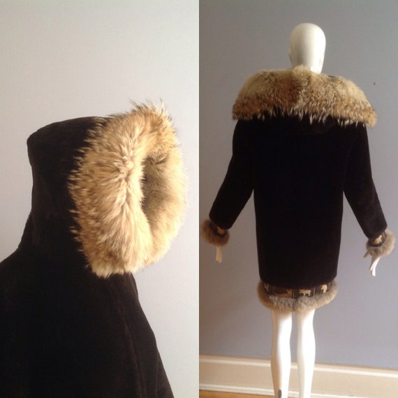 Vintage 70s Genuine Mouton Fur Native, What Are Eskimo Coats Made Of