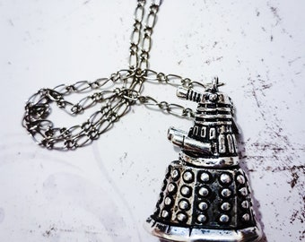 Doctor Who Inspired Dalek Pendant