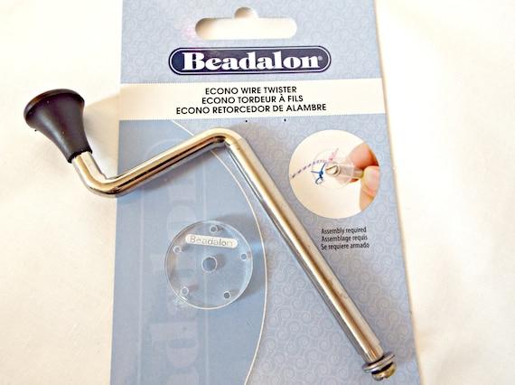 Twister Werkzeug Draht Beadalon Twister Twist 2 bis 5 | Etsy