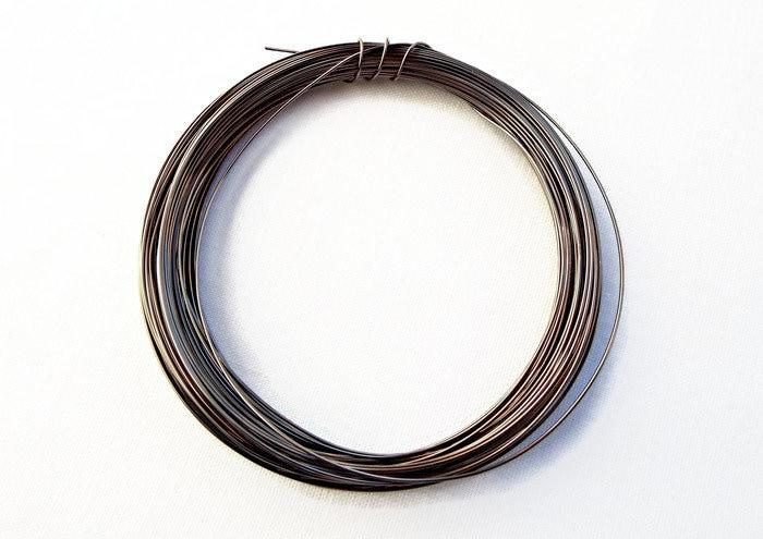 couleur du fil de cuivre fil de bronze bijoux fil bobine. Black Bedroom Furniture Sets. Home Design Ideas